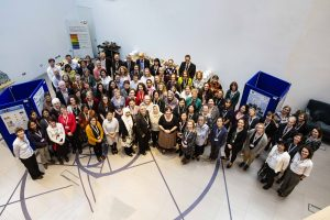 2019 Fellows, Trust staff and Trustees